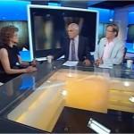 שאלה משפטית - תמונה מפאנל תוכנית הטלויזיה בערוץ 2