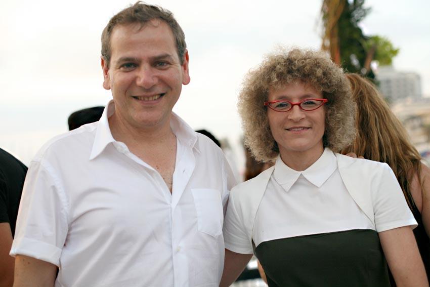 """ח""""כ ניצן הורוביץ ועו""""ד אירית רוזנבלום"""