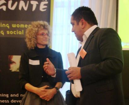 פרס המנהיגות החברתית לשנת 2010 - מטעם ארגון OGUNTE