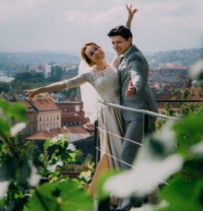 חתונה בפראג