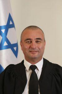 השופט אלכס קוגן