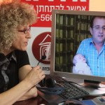 """עו""""ד אירית רוזנבלום בשיחת וידאו עם דן גולדברג"""
