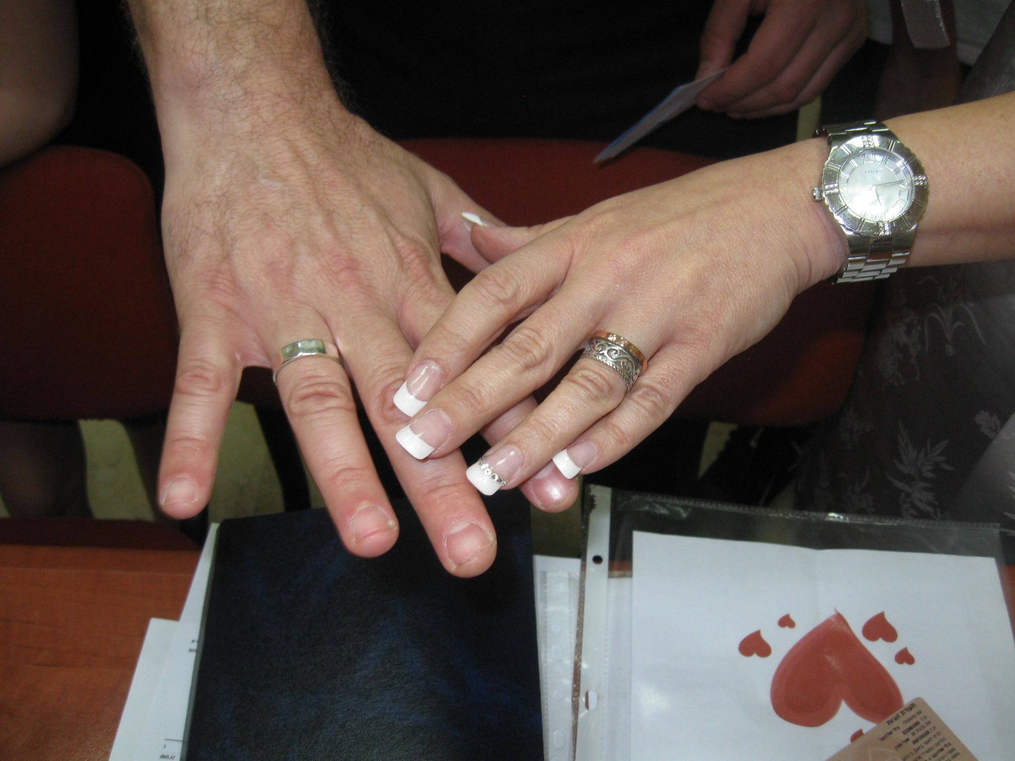 חתונת בזק - מיני טקס אזרחי - חתונה חילונית